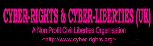 Cyber-Rights & Cyber-Liberties (UK) Logo
